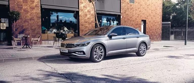 Volkswagen Passat Saloon Business Offer