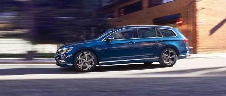 Volkswagen Passat Estate Business Offer