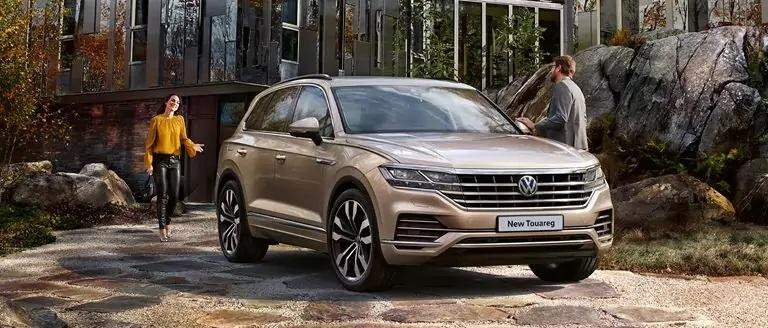 Volkswagen Touareg Business Offer