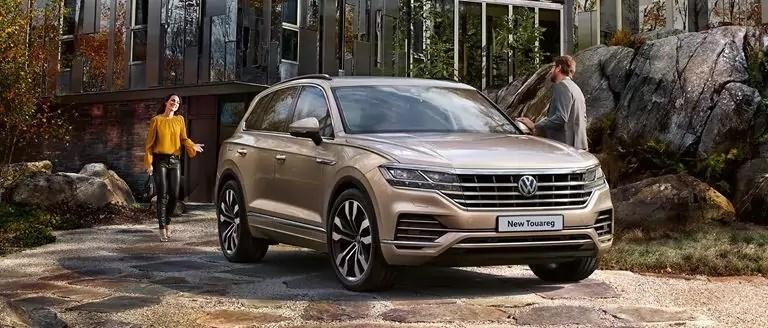 Volkswagen Touareg Business Offer