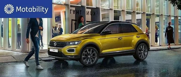 T-ROC Motability Offers