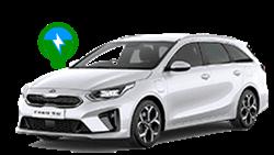 KIA Ceed Sportswagon Plug-In Hybrid