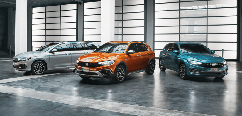 New Fiat Tipo & Tipo Cross Revealed