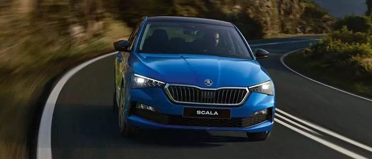ŠKODA SCALA Finance Offer