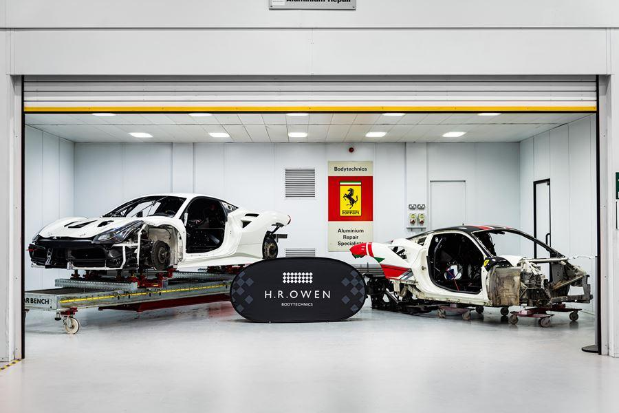 BodyTechnics Ferrari