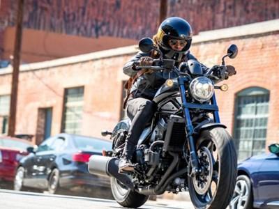 Honda Motorcycles - CMX1100 REBEL