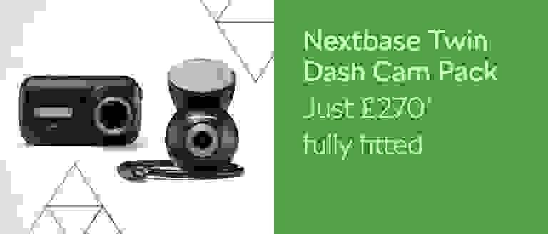 Nextbase 322GW and Rear Window Cam