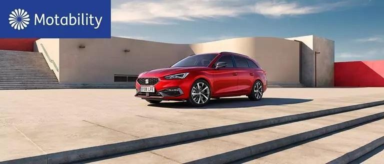 New SEAT Leon Estate Motability Offers