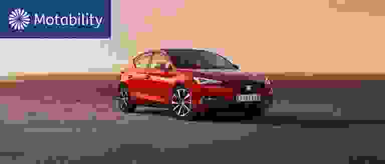 New SEAT Leon Motability Offers