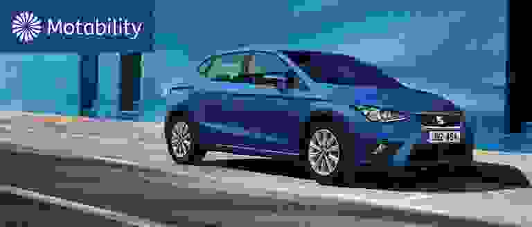 SEAT Ibiza Motability Offers