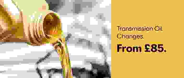 Transmission Oil Changes