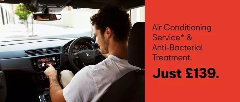 Air Con Service & Air Bac Treatment