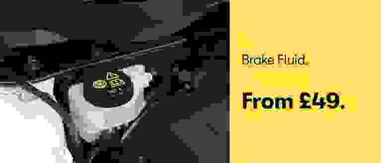 Brake Fluid Change