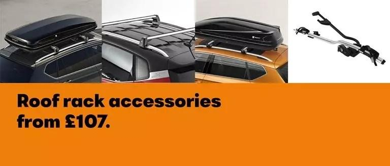 SEAT Roof Rack Accessories
