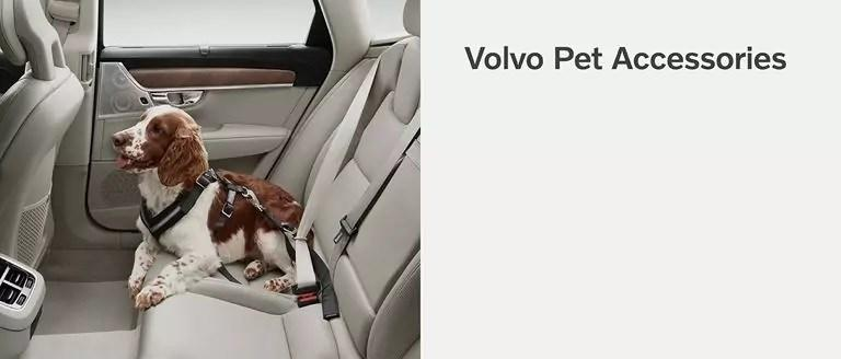 Volvo Pet Accessory Pack