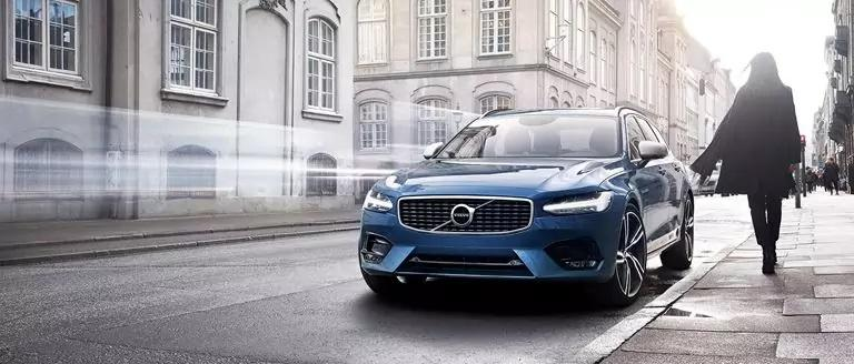 Volvo V90 Business Offer
