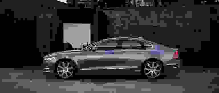 Volvo S90 Business Offer
