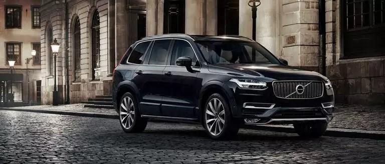Volvo XC90 Business Offers