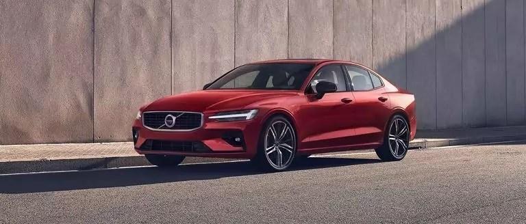 Volvo S60 B5 R-Design Finance Offer