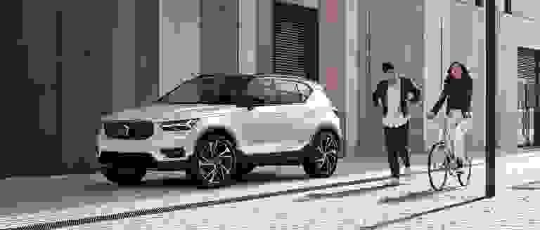 Volvo XC40 T3 Momentum Finance Offer