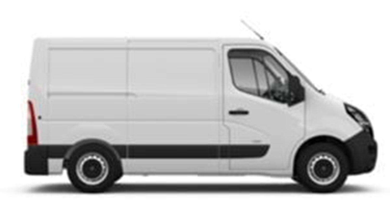 Vauxhall Movano Panel Van