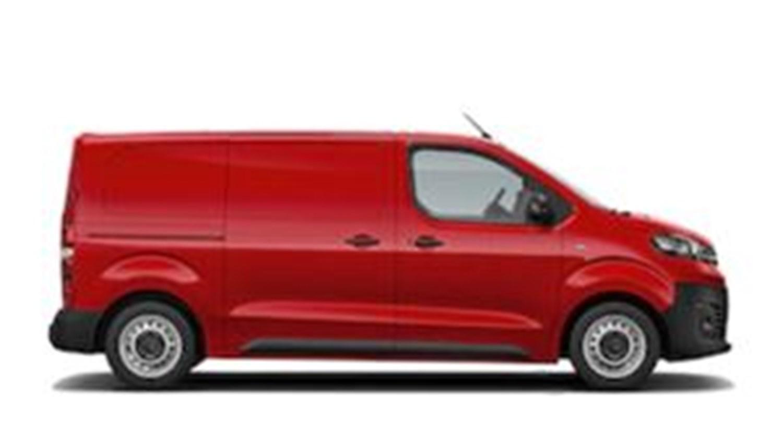 Vauxhall Vivaro Edition