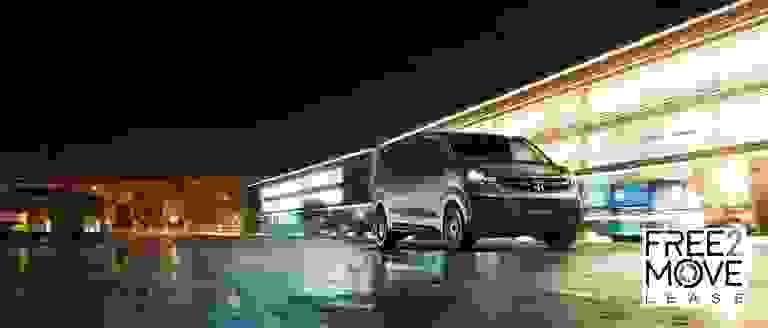 Vauxhall Free 2 Move Van Leasing Offers