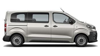 Vauxhall New Vivaro Life Elite