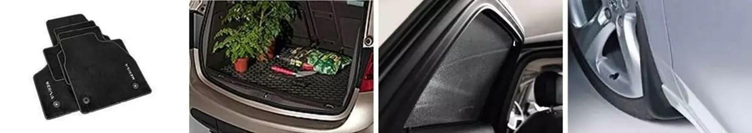 Meriva Protection Pack