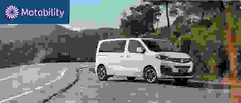 New Vauxhall Vivaro Life Motability Offers