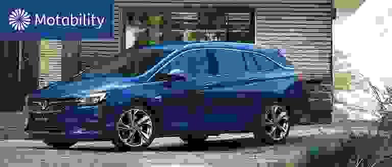 Vauxhall Astra Sports Tourer Motability Offers