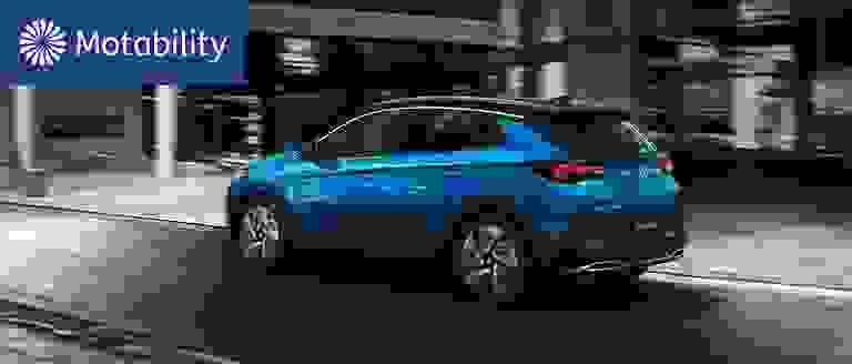 Vauxhall Grandland X SUV Motability Offers