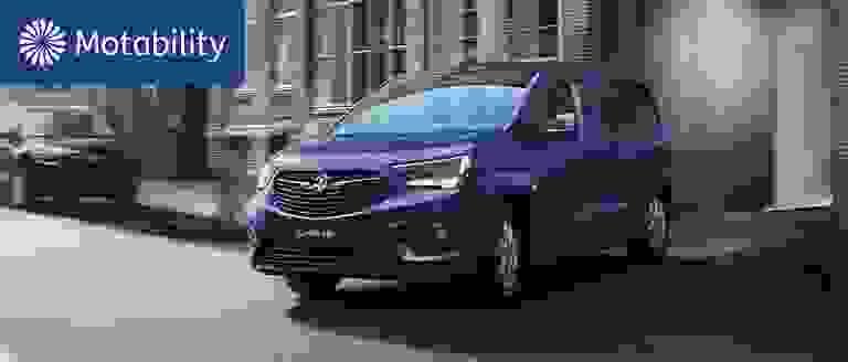 Vauxhall Combo Life Motability Offers