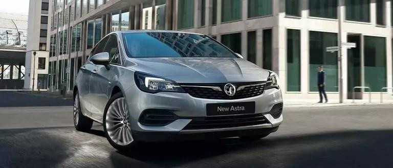 New Vauxhall Astra Finance Offer