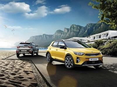 The New Kia Stonic Latest Offers