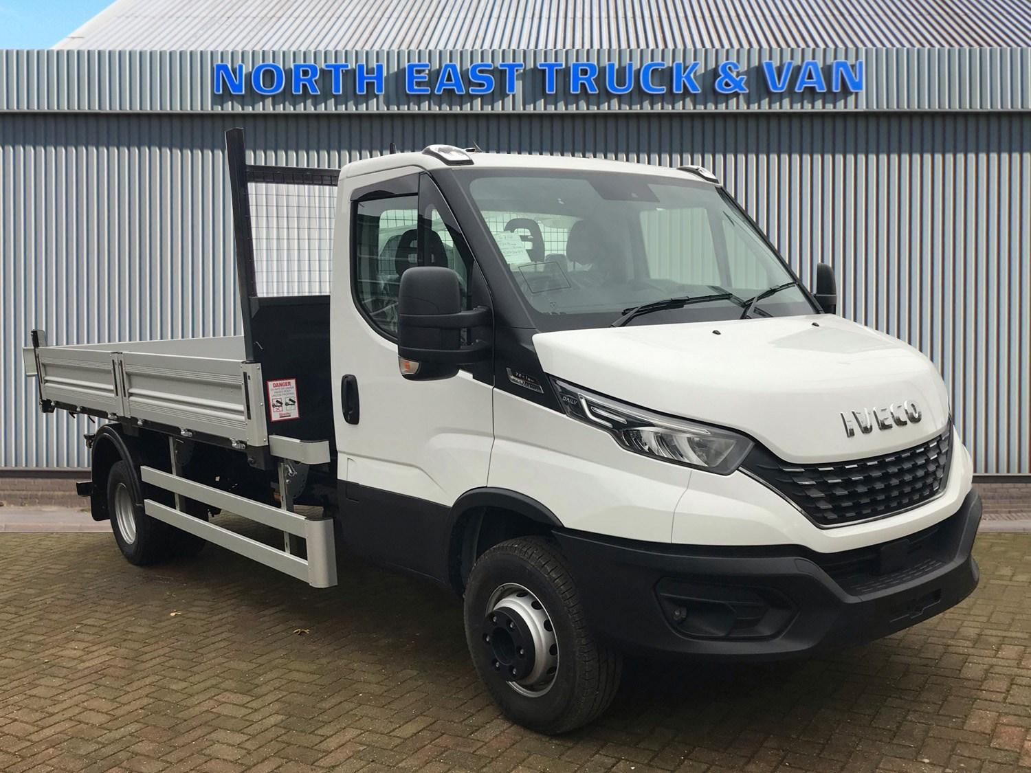 IVECO Daily Tipper Down