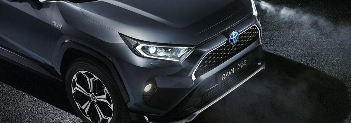 All New RAV4 Plug-in