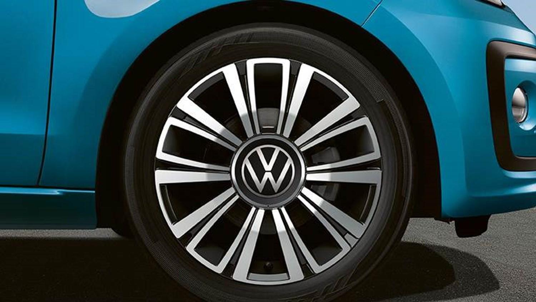 Volkswagen Up Wheel