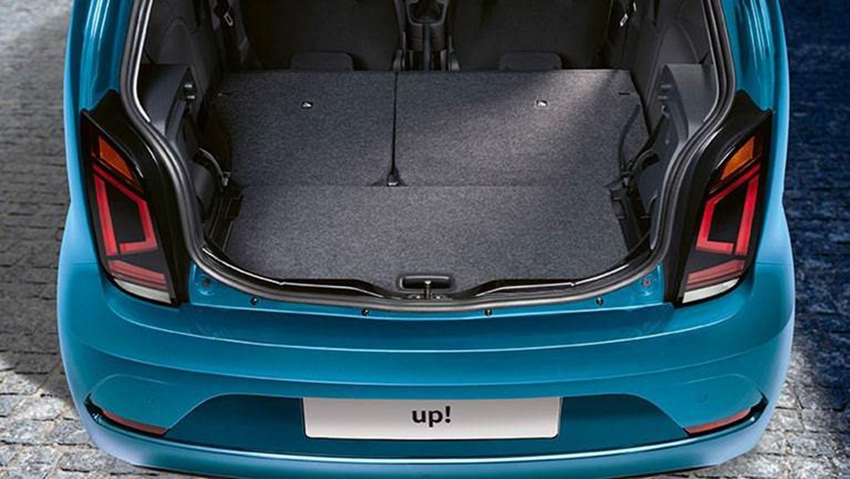 Volkswagen Up Boot