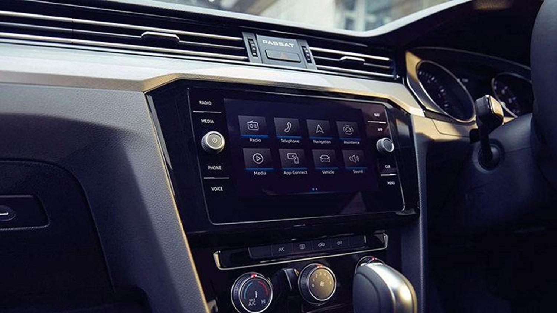 Passat GTE Interior