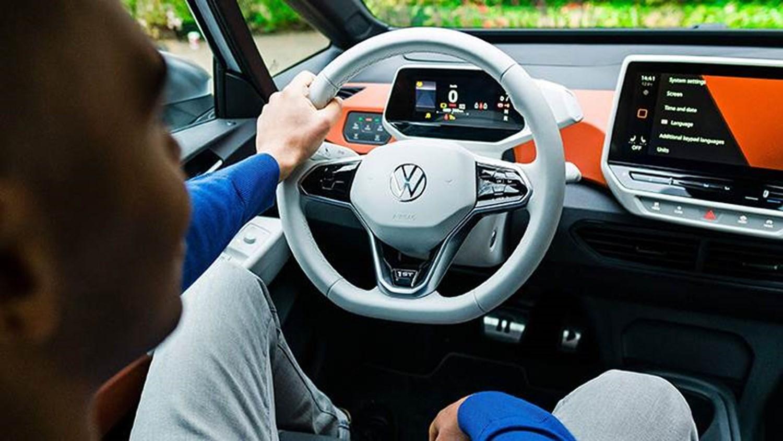Volkswagen ID-3 Interior