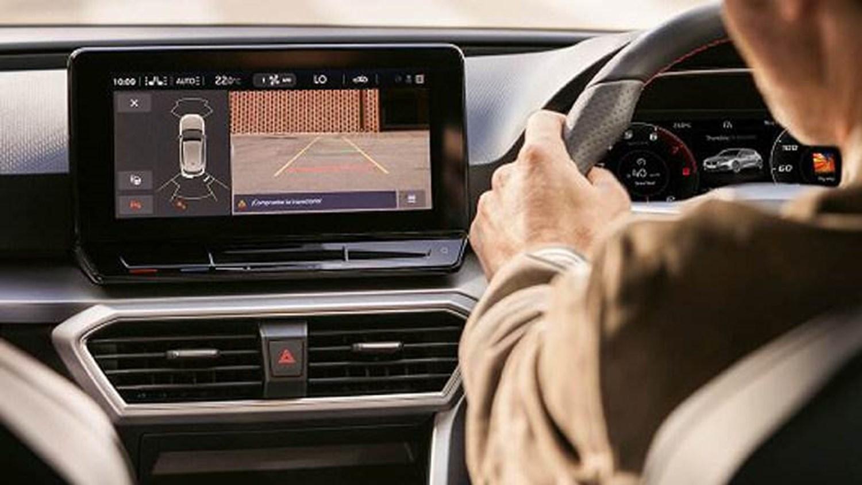 SEAT Leon e-Hybrid Interior