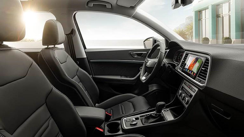 SEAT New Ateca Interior