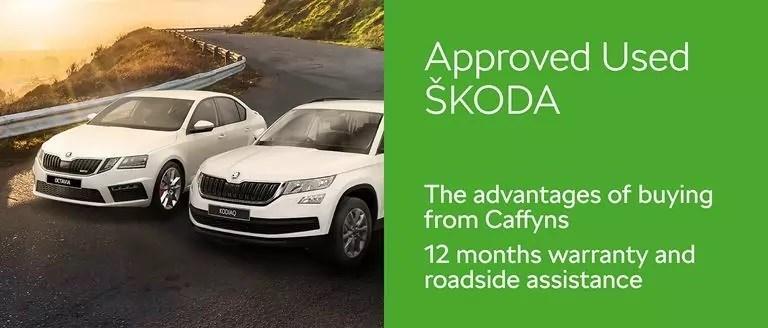 ŠKODA Approved Used Advantages