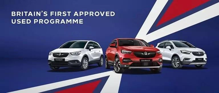 Vauxhall's Used Car Programme