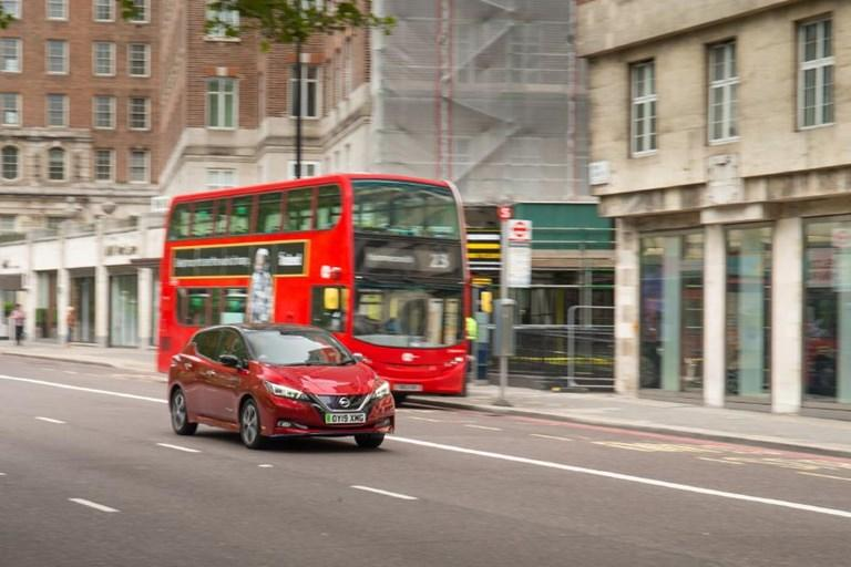 'Green number plates' will boost EV demand ahead of 2030 deadline, according to Nissan poll