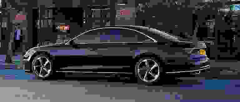 Audi A8 Leasing Offer