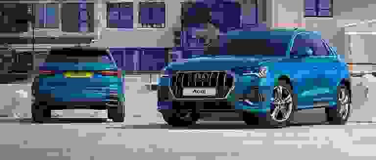 Audi Q3 Leasing Offer