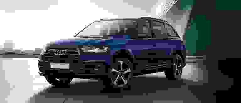 Audi Q7 Leasing Offer