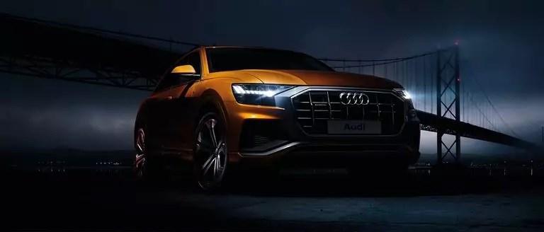 Audi Q8 Leasing Offer